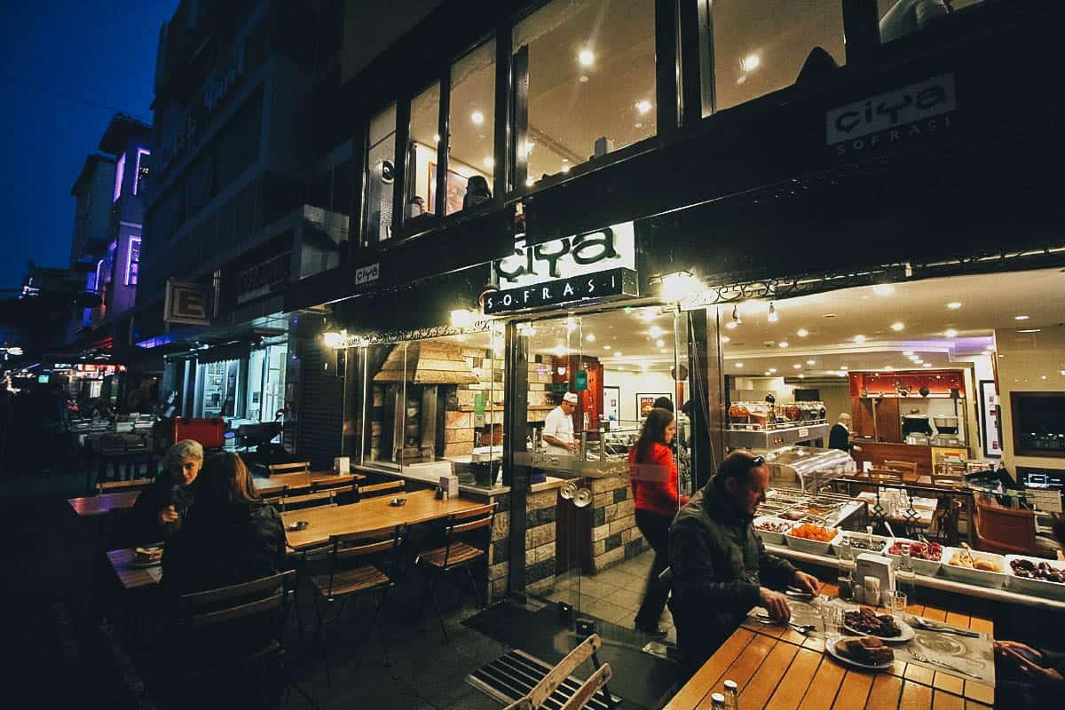 Çiya Sofrası, Istanbul, Turkey
