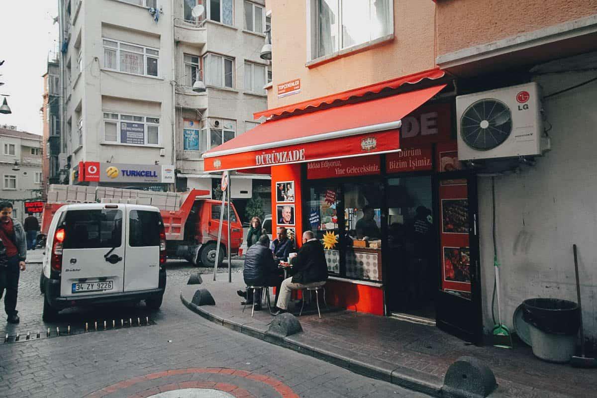 Dürümzade, Istanbul, Turkey