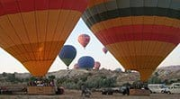 Cappadocia Hot Air Balloon Ride with Breakfast and Transfer