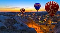 Cappadocia: Hot Air Balloon Flight