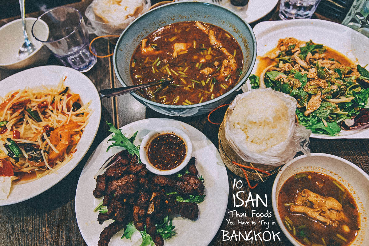 10 Isan Thai Foods You Have to Try in Bangkok