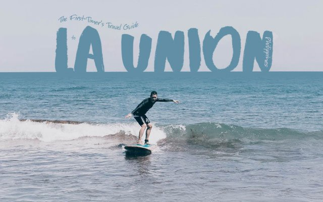 The First-Timer's Travel Guide to La Union, Philippines