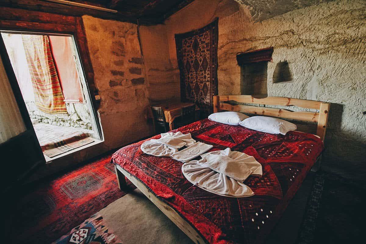 Natureland Cave Hotel, Cappadocia, Turkey