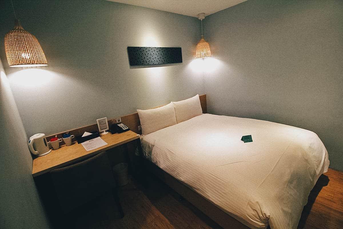 Shin Sei Bashi Hotel, Taichung, Taiwan