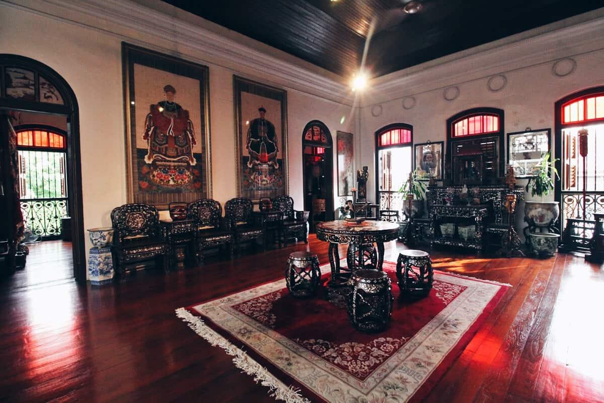 Pinang Piranakan Mansion, George Town, Malaysia