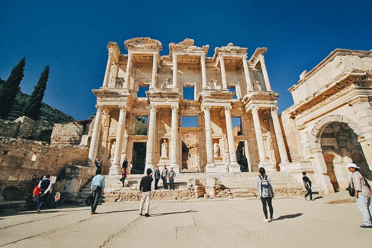 Ephesus Travel Guide Plan A Trip To Selcuk Will Fly For Food
