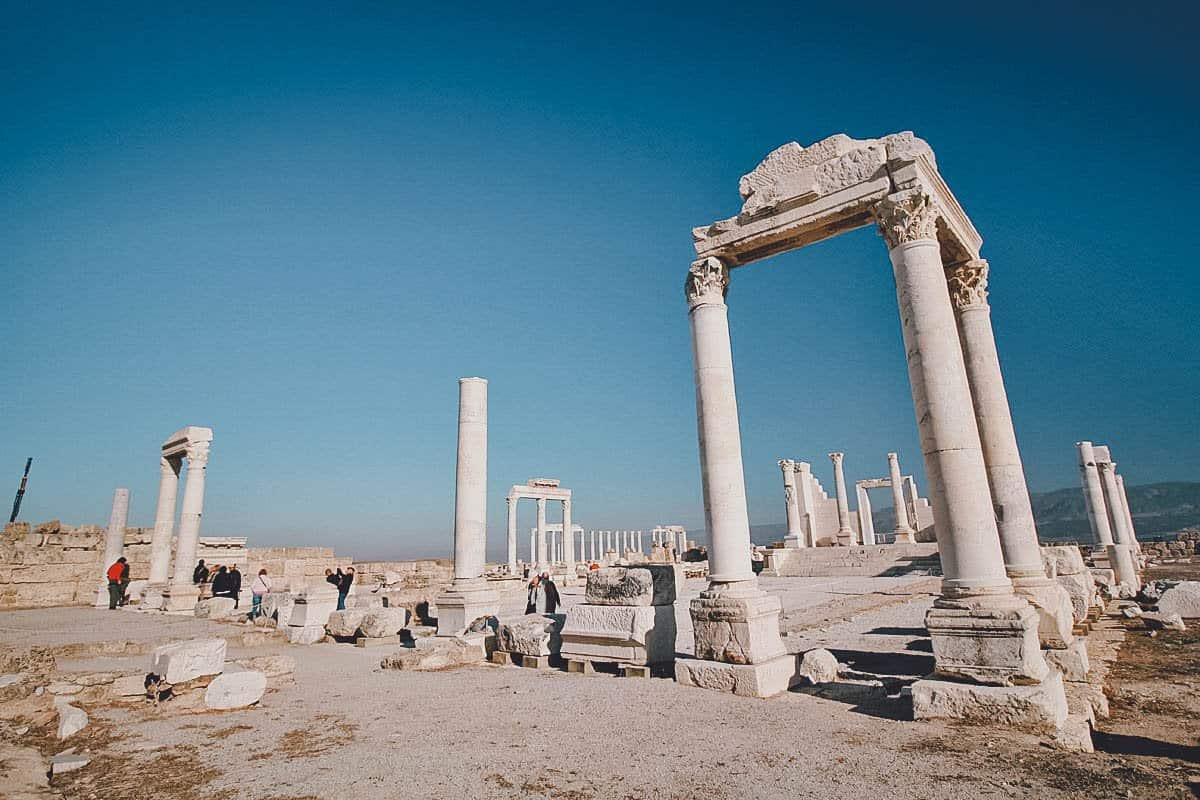 Laodicea, Pamukkale, Turkey