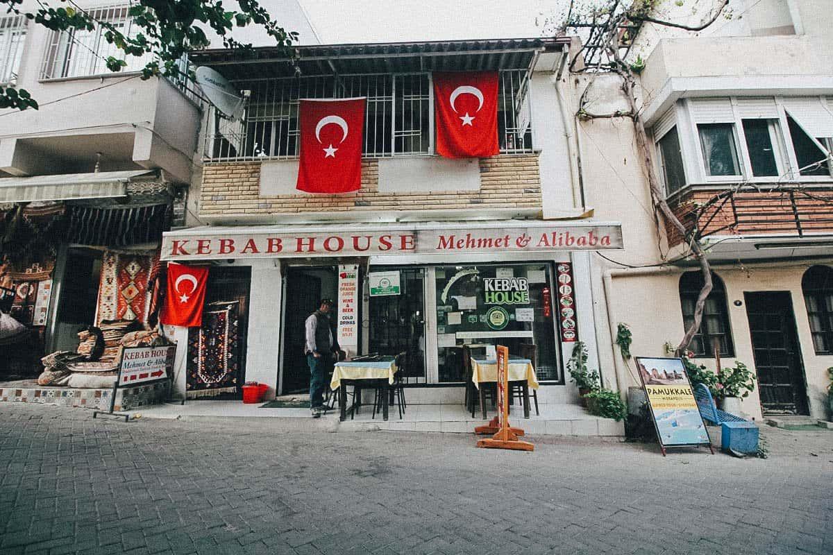 Ejder Restaurant, Selçuk, Turkey