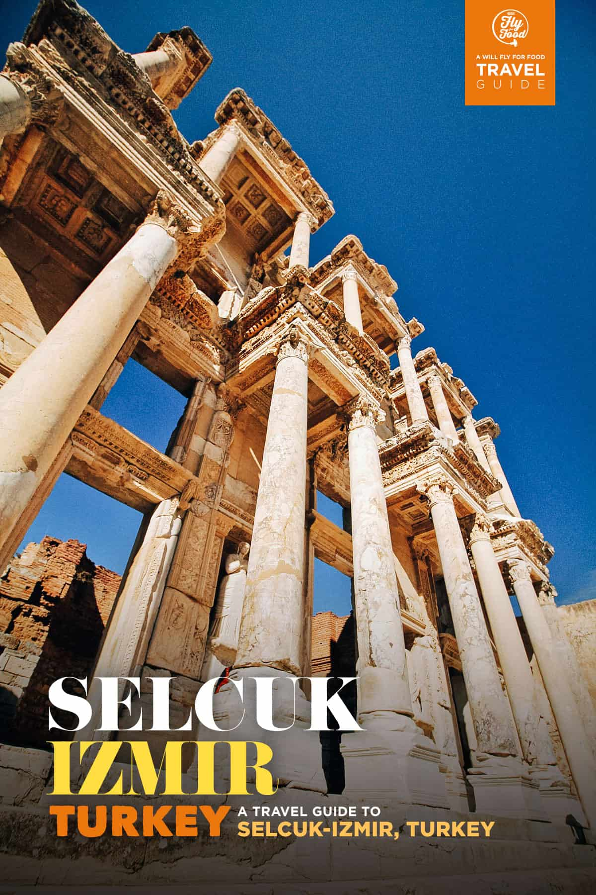 Library of Celsus, Ephesus, Selcuk-Izmir, Turkey