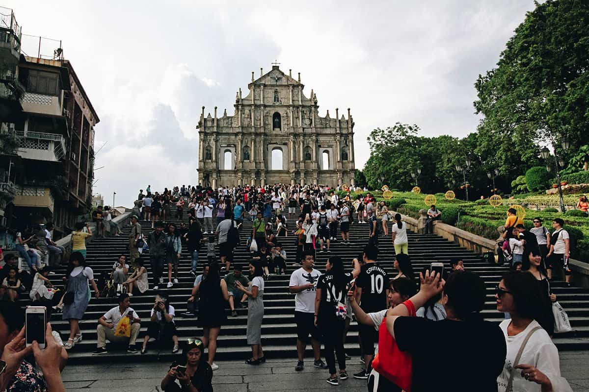 The Day-Tripper's Travel Guide to Macau