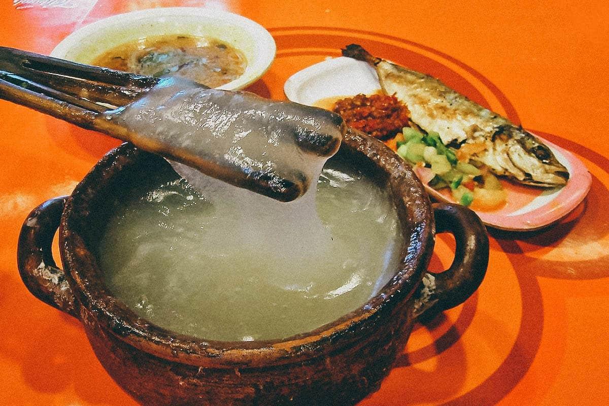 National Dish Quest: Brunei's Ambuyat