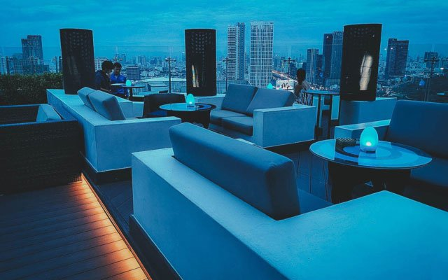 On Fine Dining and Rooftop Views at Centara Grand at Central Plaza Ladprao in Bangkok, Thailand