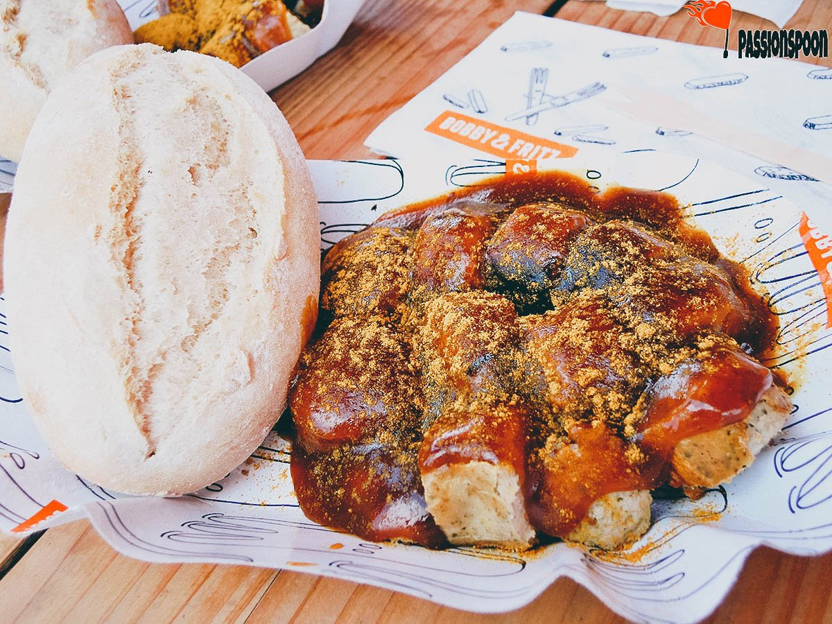 NATIONAL DISH QUEST: German Currywurst