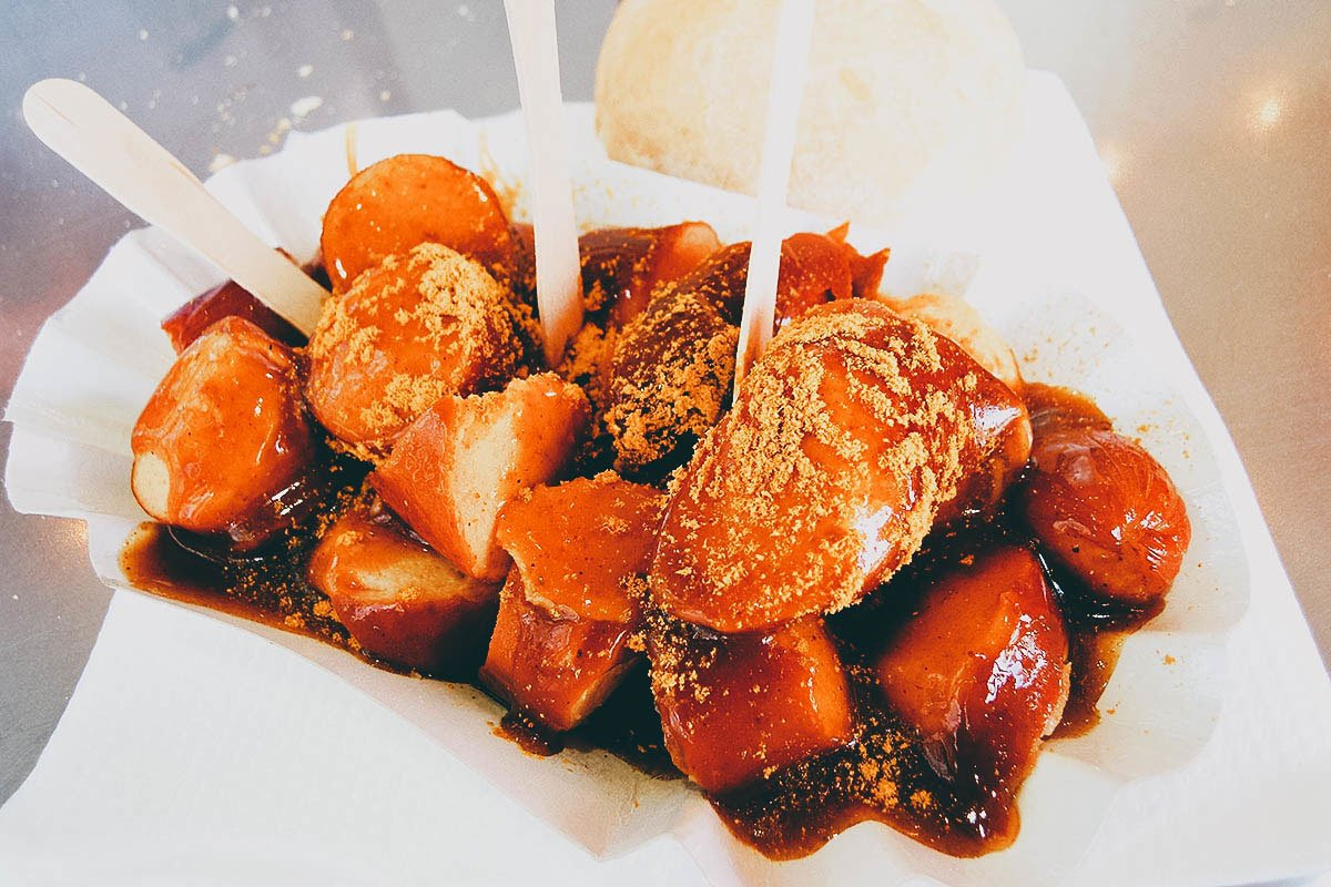 GERMANY: The Currywurst Phenomenon & the 7 Best Places to Try It in Hamburg