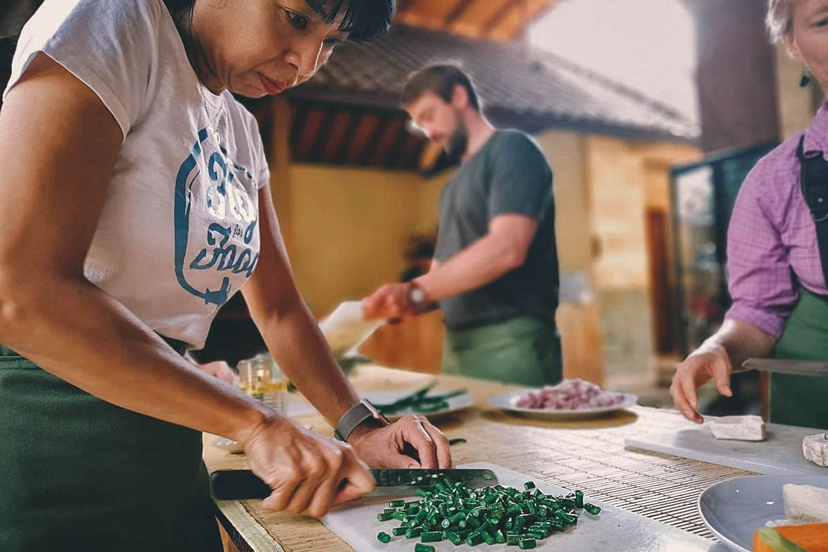 Paon Bali Cooking Class: Learning to Cook Sate, Gado Gado, and Other Indonesian Favorites in Ubud