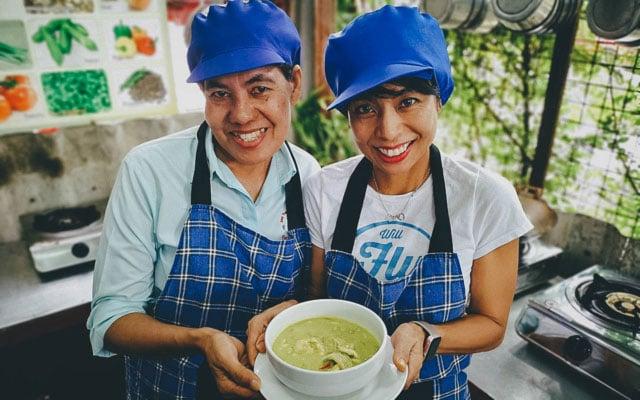 Cooking Thai Food Made Fun & Easy at Phuket Easy Thai Cooking