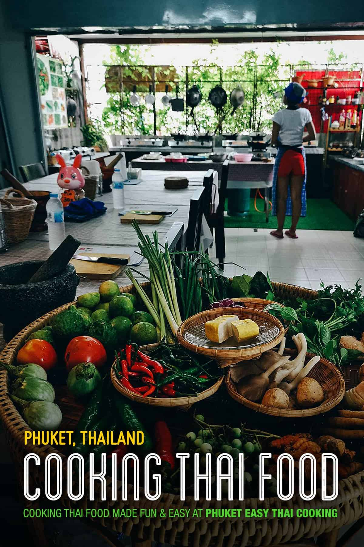 Phuket Easy Thai Cooking