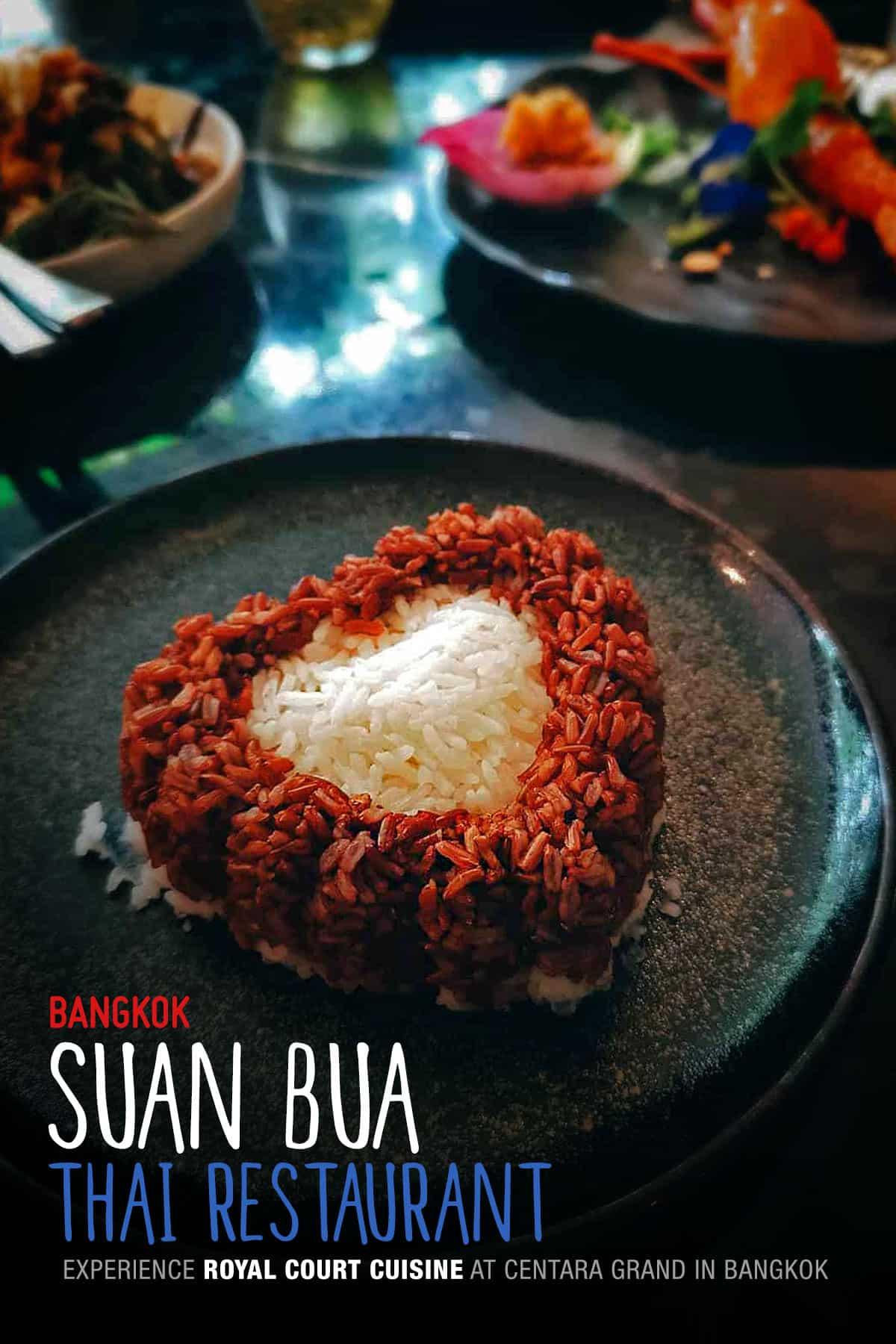 Suan Bua Thai Restaurant, Centara Grand, Bangkok, Thailand