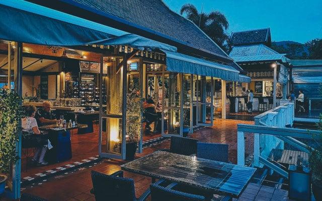 Stunning Views and Fresh Seafood at The Cliff Restaurant, Centara Villas Phuket