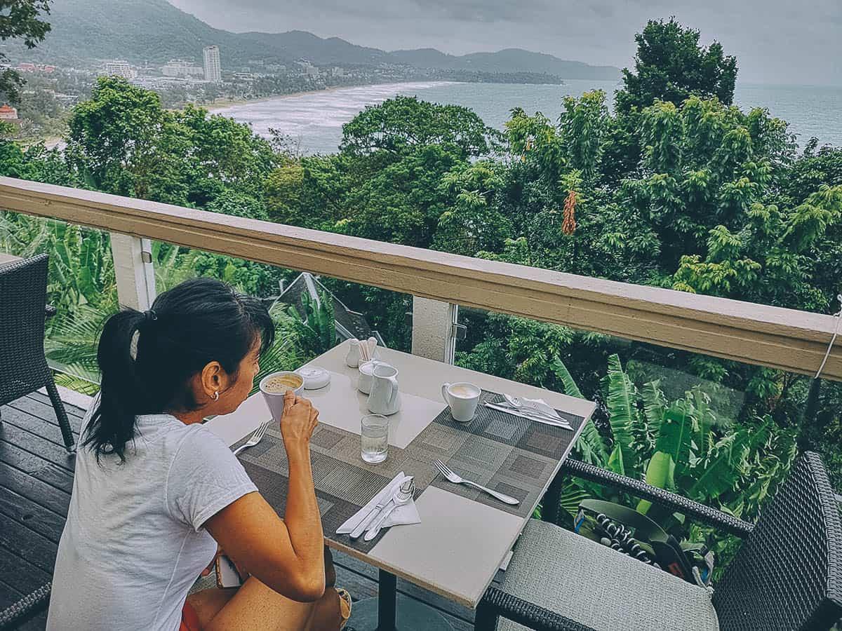 The Cliff Restaurant, Centara Villas Phuket, Thailand