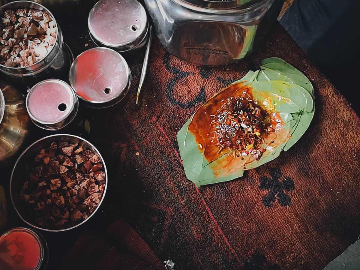 Old Delhi Food Crawl, A Chef's Tour, Delhi, India