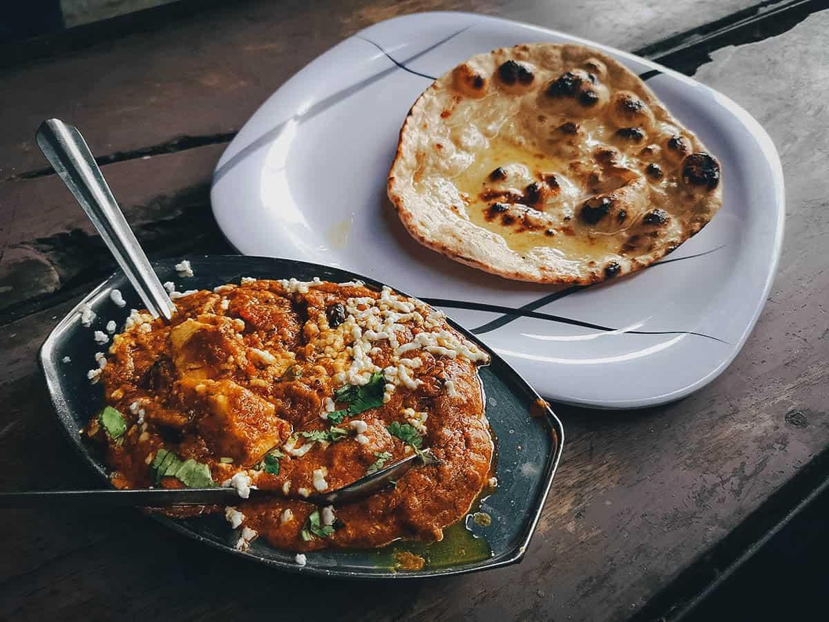 A Chef's Tour, Delhi, India