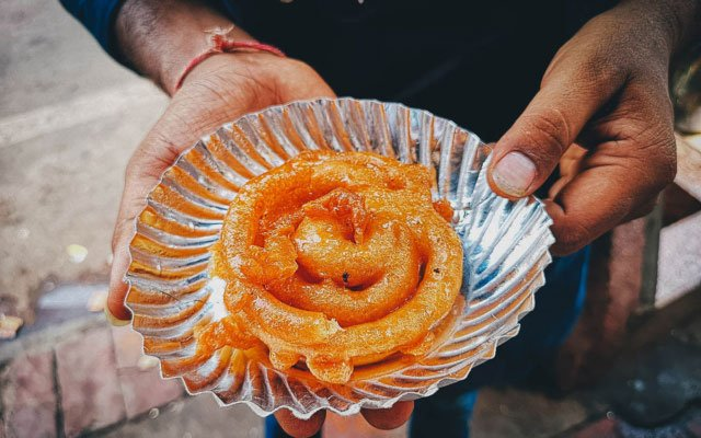 Delhi Food Tour: Go on an Old Delhi Food Crawl with A Chef's Tour