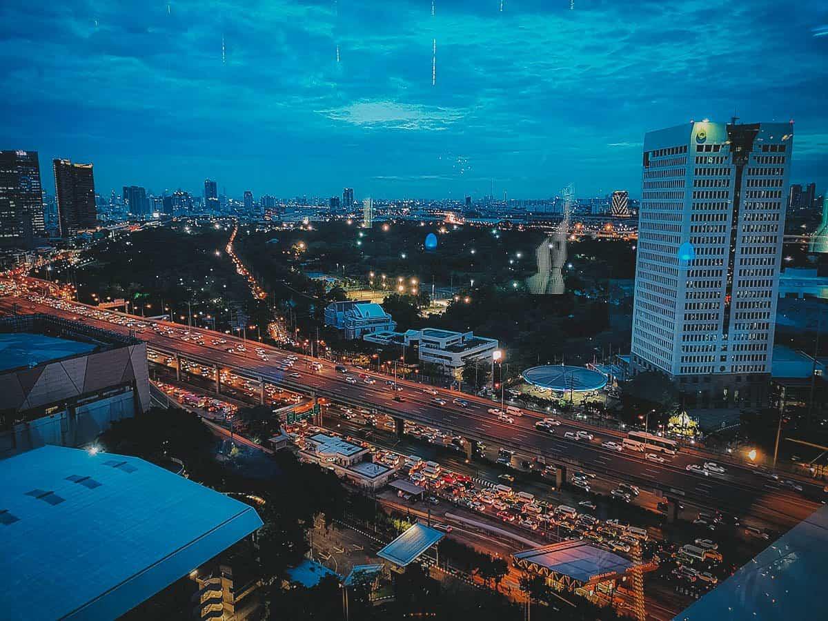 Centara Grand at Central Plaza Ladprao, Bangkok, Thailand