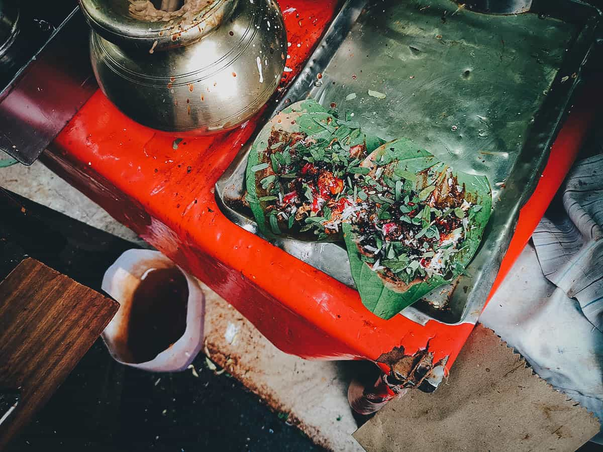 Paan in Mumbai, one of the most interesting street foods in India
