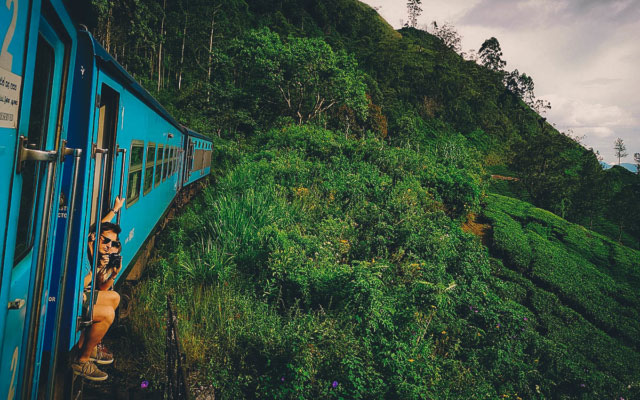 "Kandy to Ella in Sri Lanka, ""The Most Scenic Train Ride in the World"""