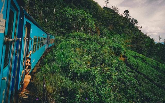 """Kandy to Ella in Sri Lanka, """"The Most Scenic Train Ride in the World"""""""