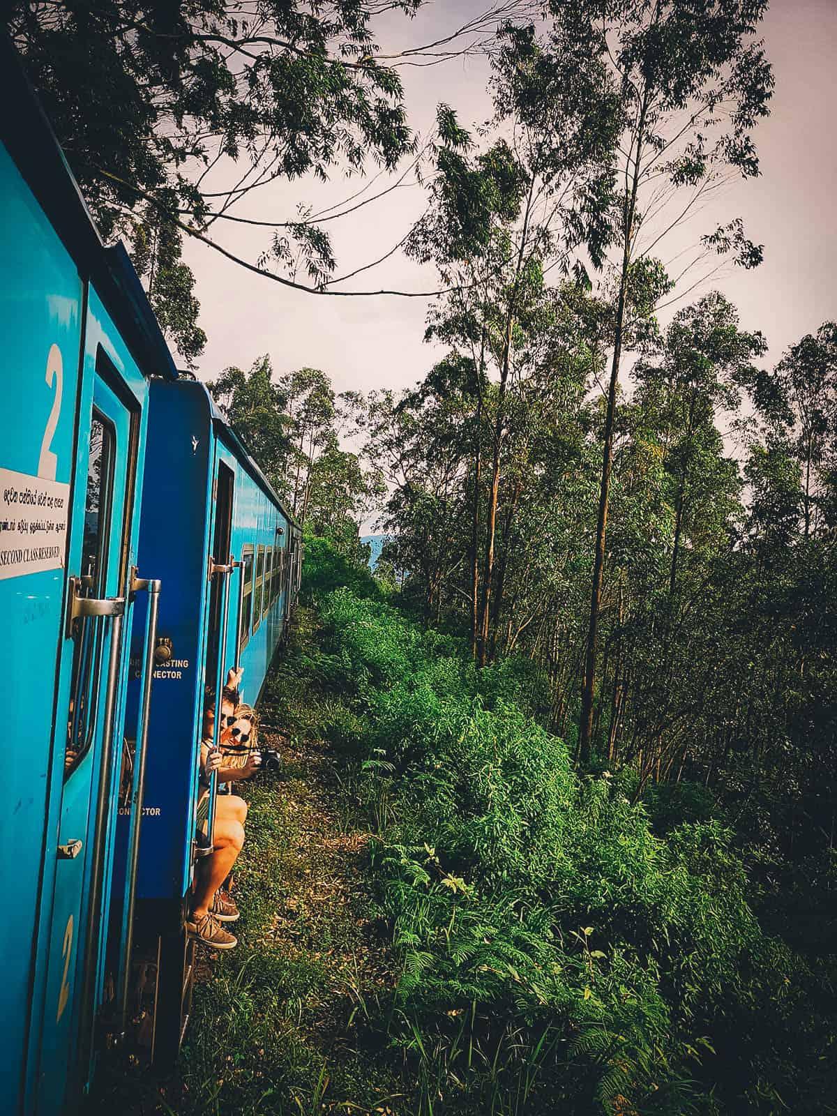 Kandy-Ella Train Ride, Sri Lanka