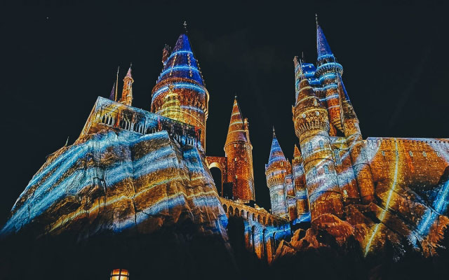 Experience the Magic of the Holidays at Universal Studios Japan™