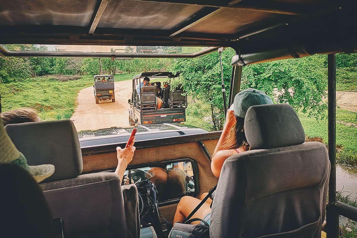Yala National Park, Hambantota, Sri Lanka