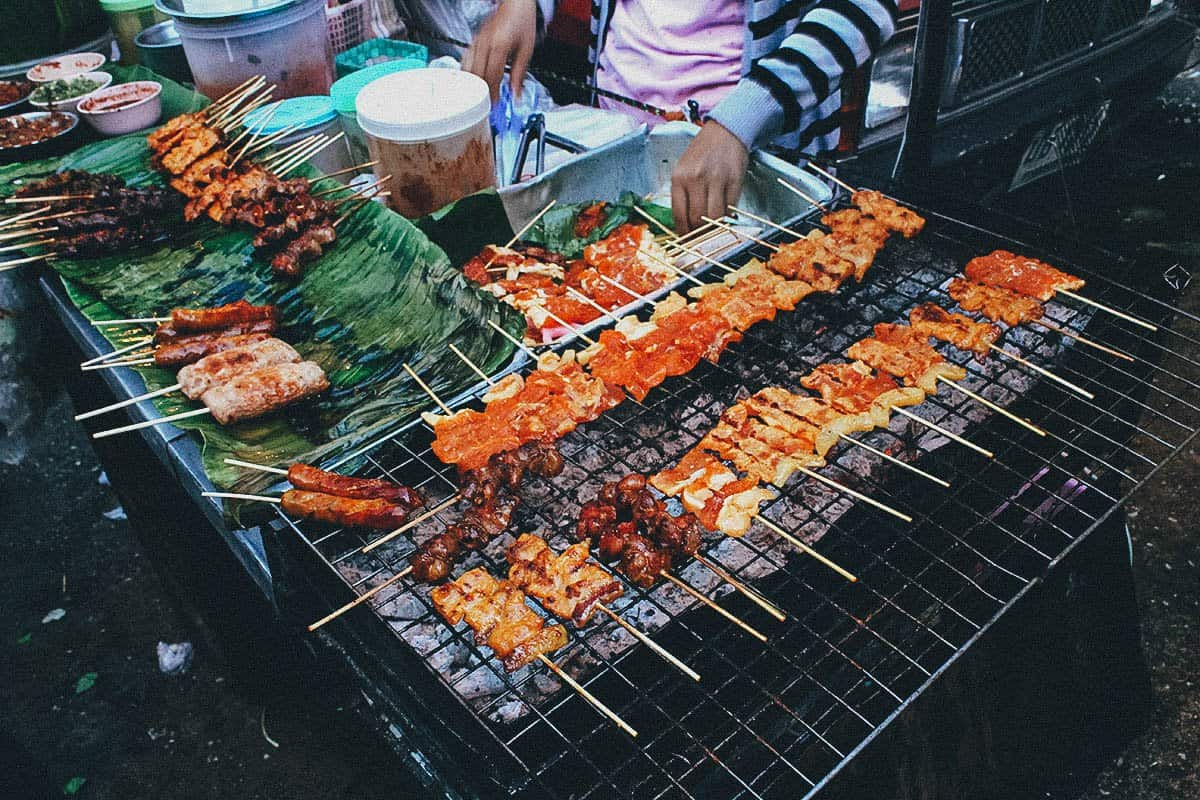 Bangkok Backstreet Food Tasting Tour with A Chef's Tour