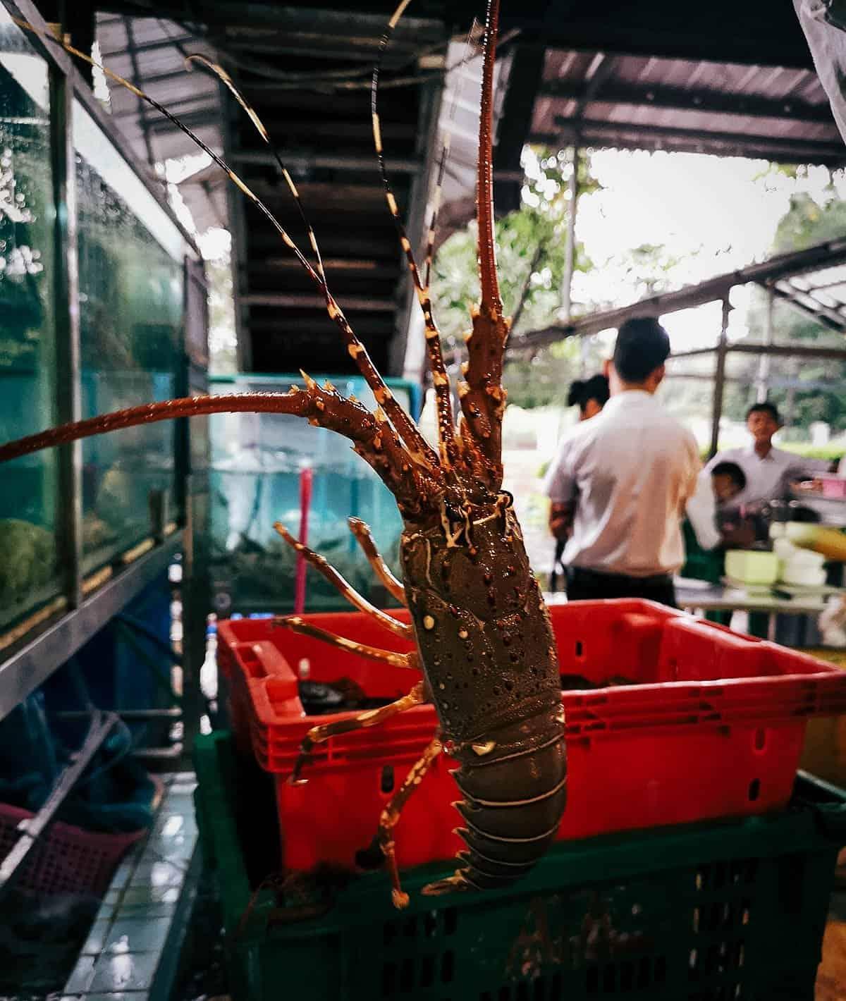 Min Lan Seafood, Yangon, Myanmar