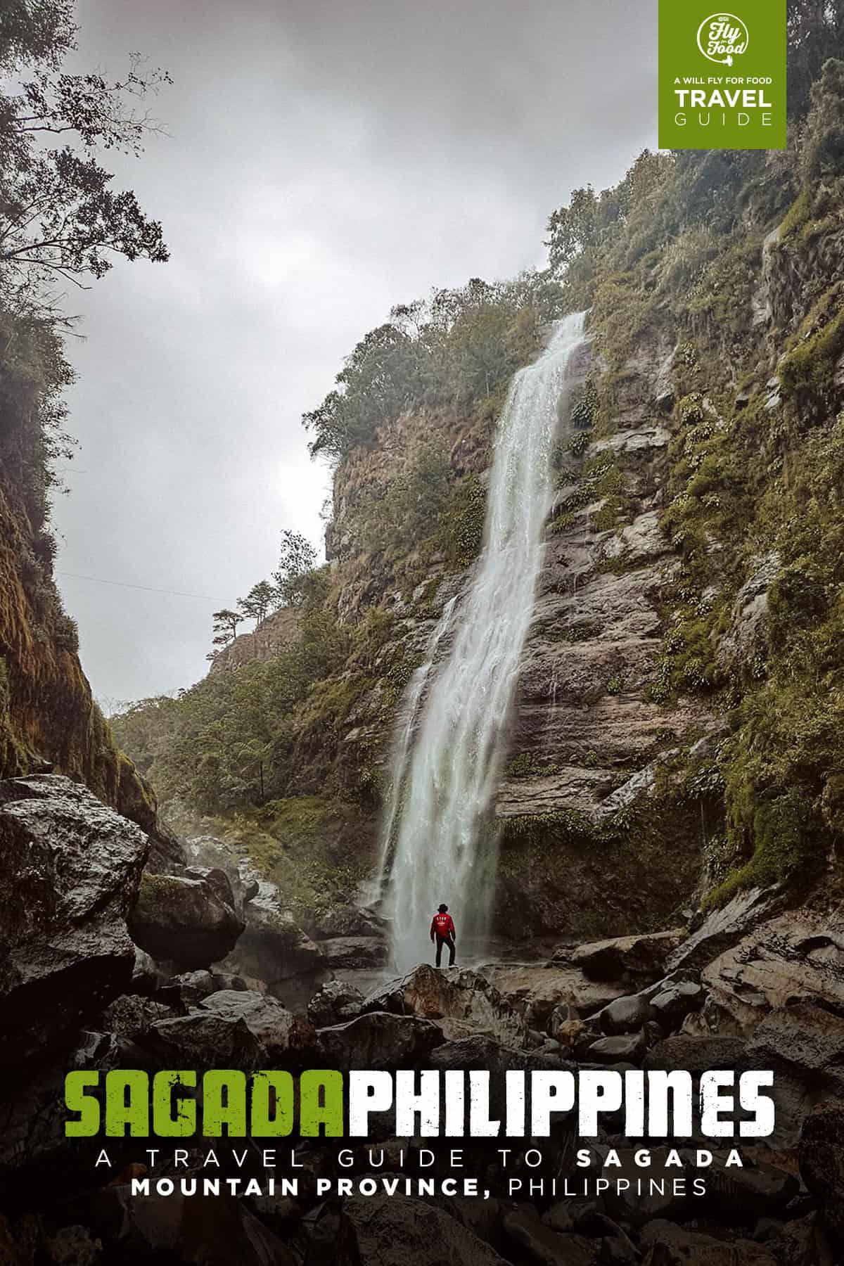 Bomod-ok Falls, Sagada, Mountain Province, Philippines