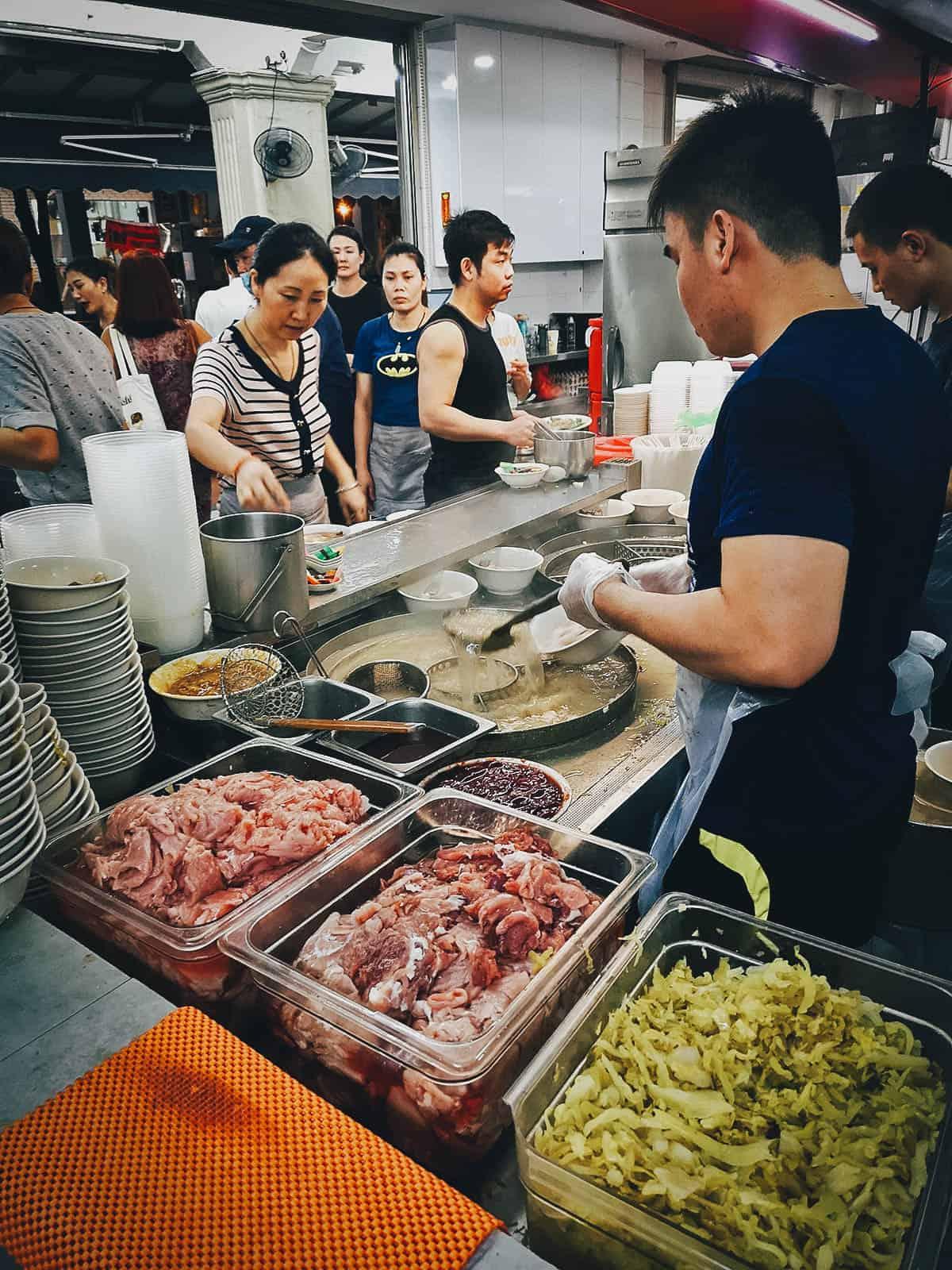 Singapore Food Tour, A Chef's Tour