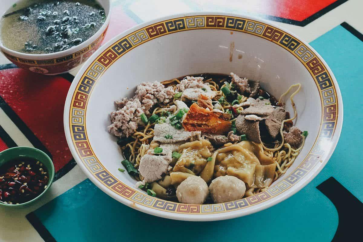 Hill Street Tai Hwa Pork Noodle, Singapore