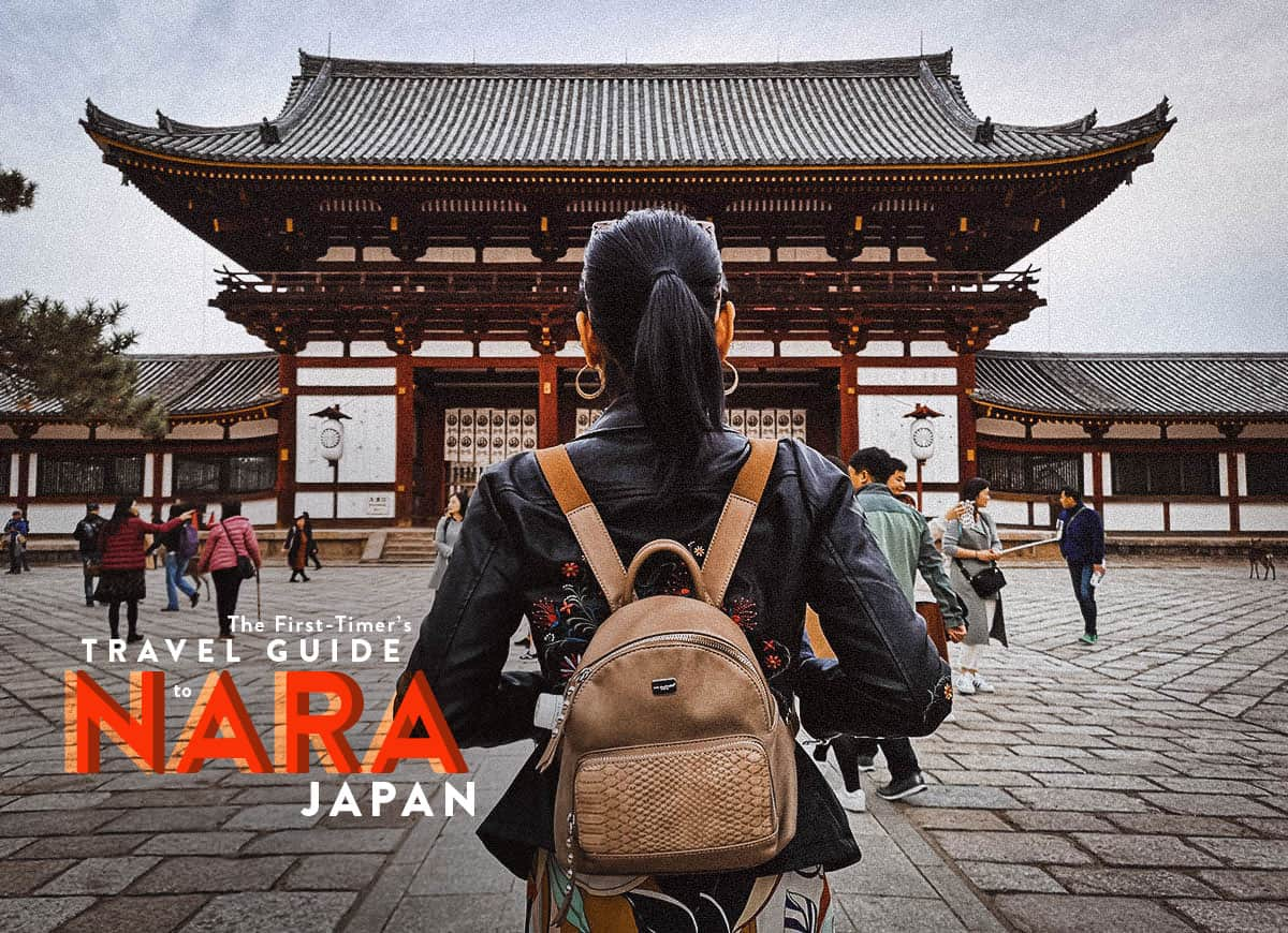 The Day-Tripper's Travel Guide to Nara, Japan (2019)