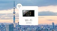 4G Pocket Wifi Rental, Japan