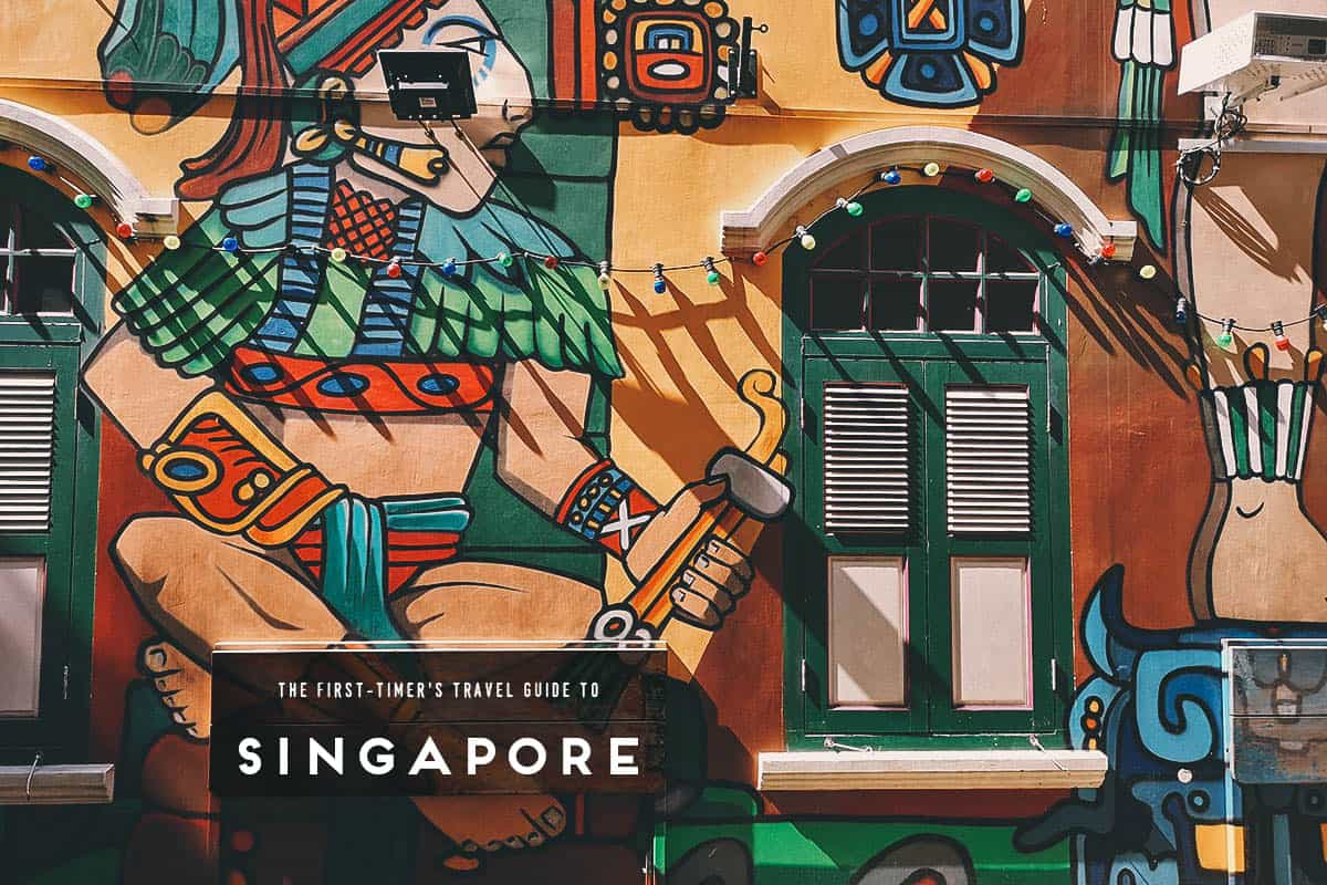 The First-Timer's Travel Guide to Singapore (2020)