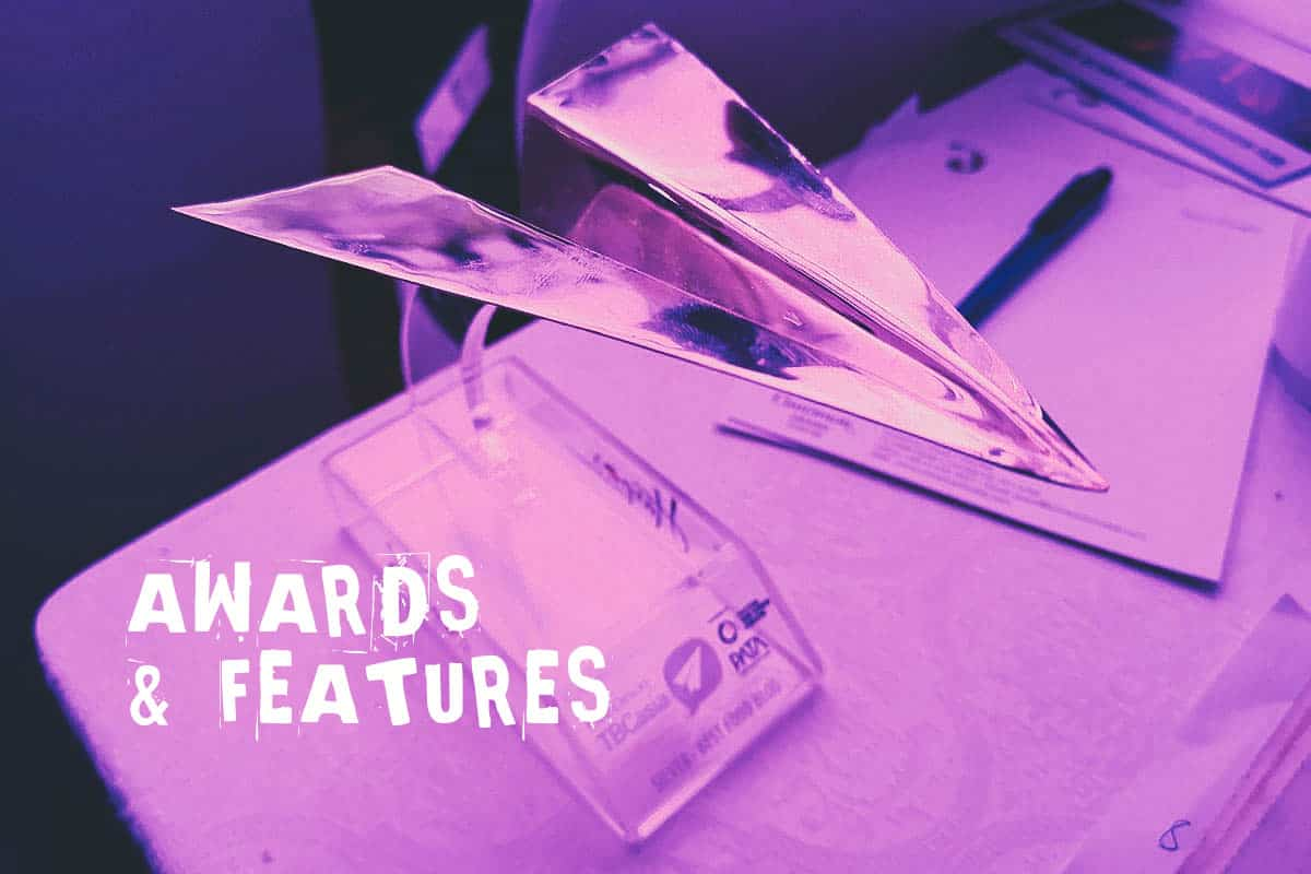 Awards & Features