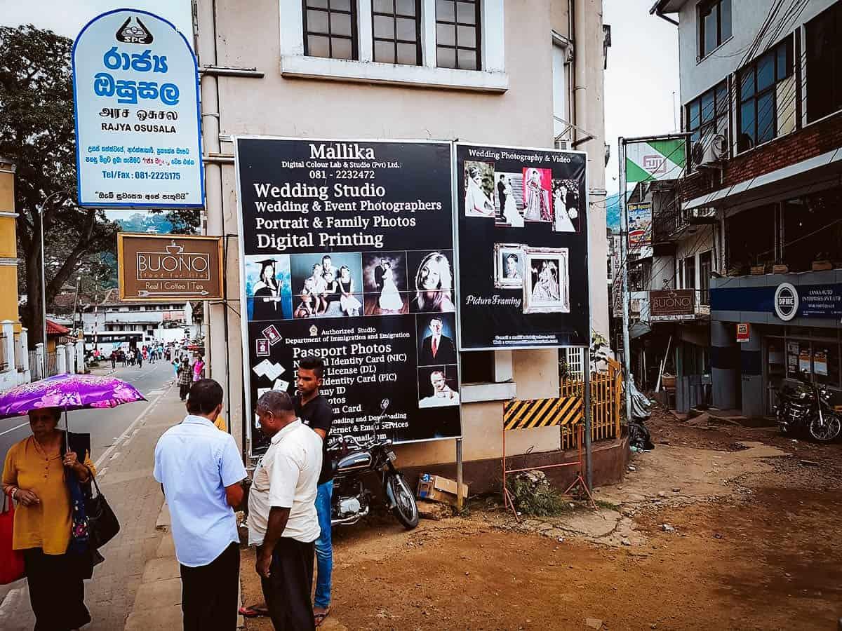 BUONO, Kandy, Sri Lanka