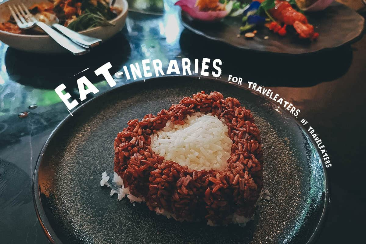 EAT-ineraries