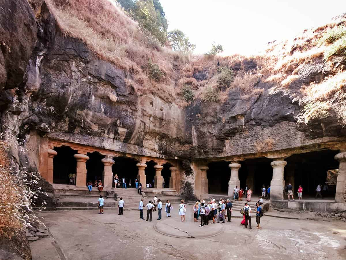 Elephanta Caves, Mumbai, India