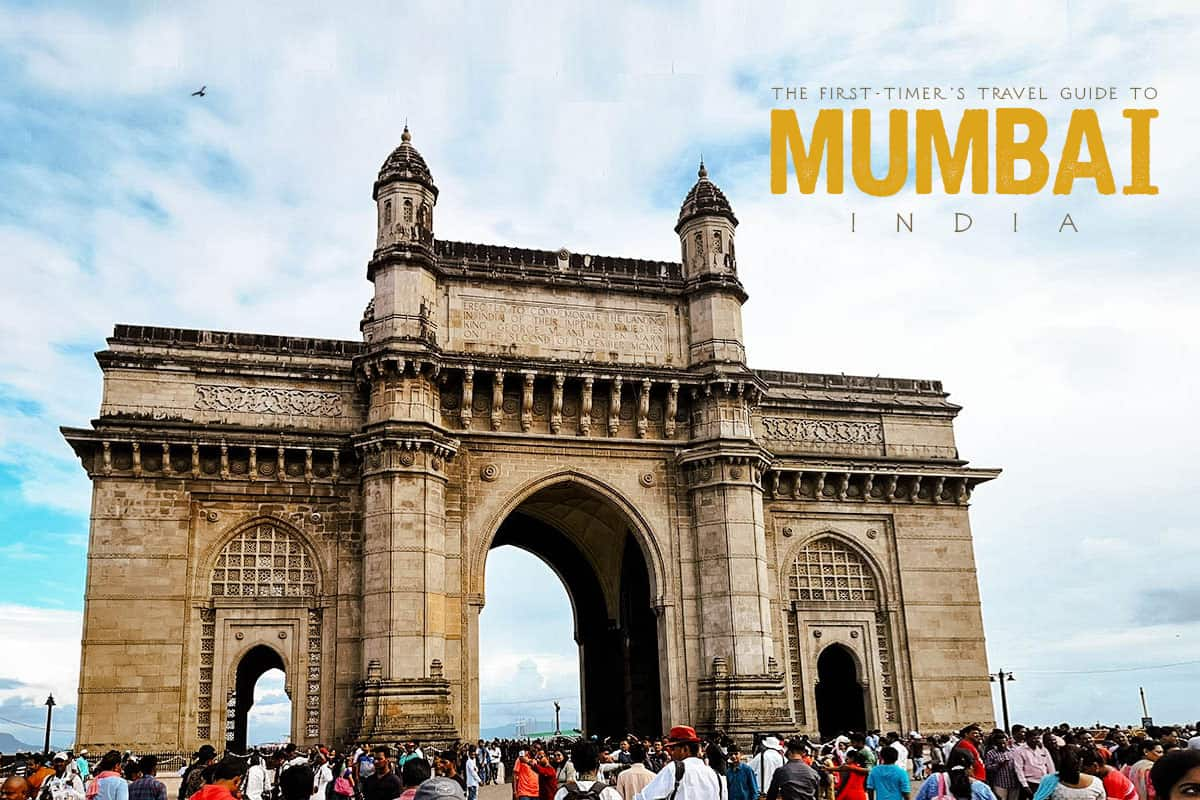 The First-Timer's Travel Guide to Mumbai, India (2019)