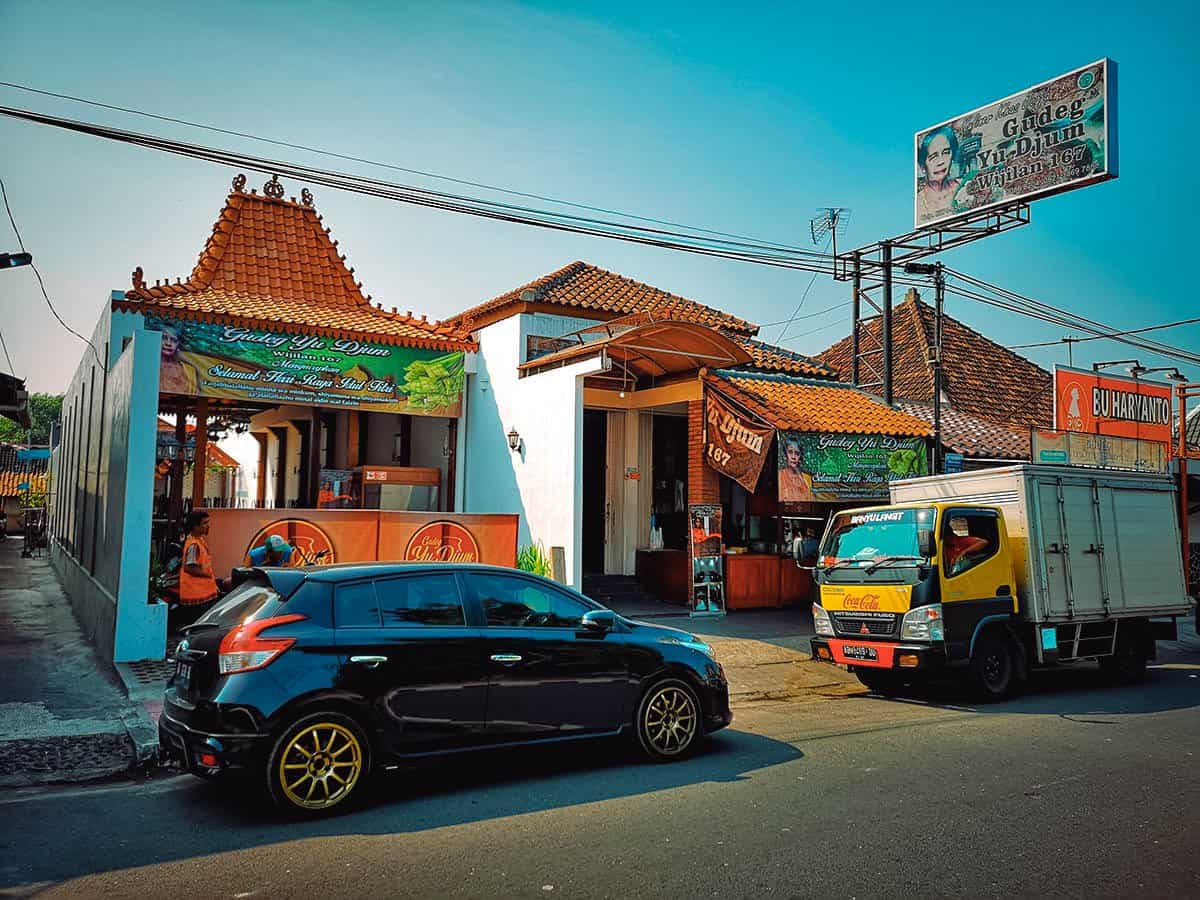 Gudeg Yu Djum Wijilan 167, Yogyakarta, Indonesia
