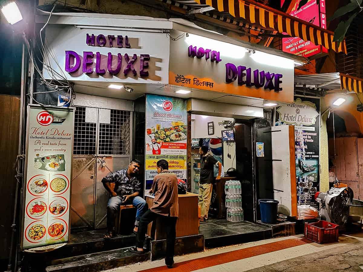 Hotel Deluxe, Mumbai, India