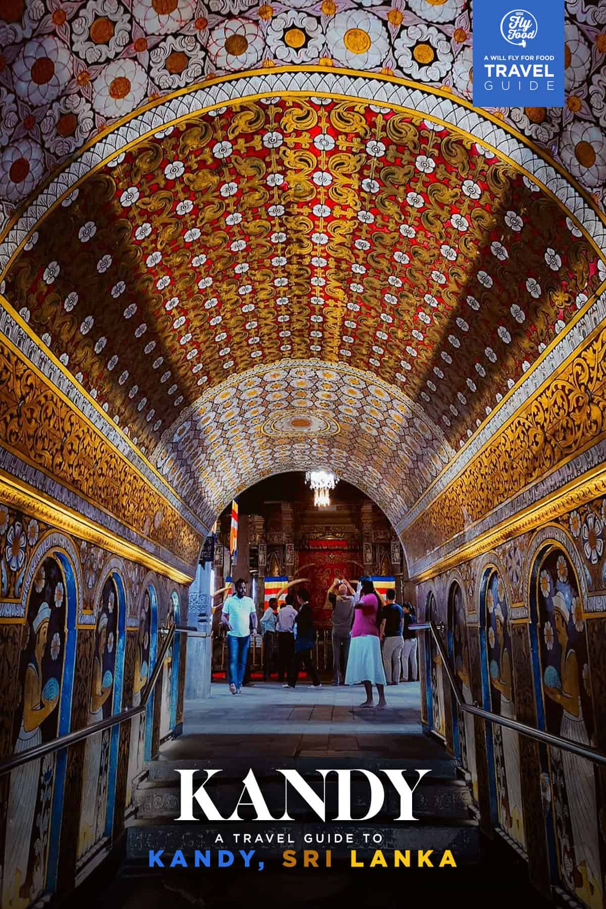 Temple of the Sacred Tooth Relic, Kandy, Sri Lanka